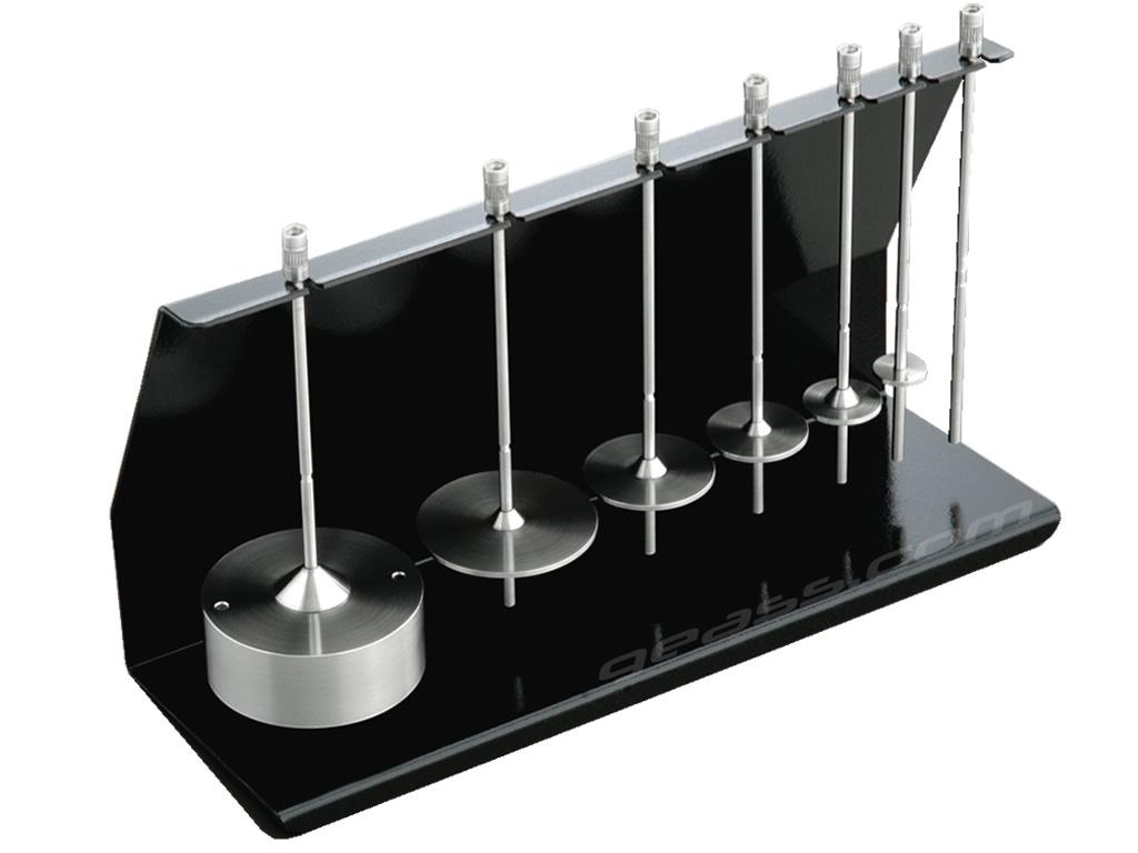 Set giranti Fungilab Viscosimetri rotazionali R