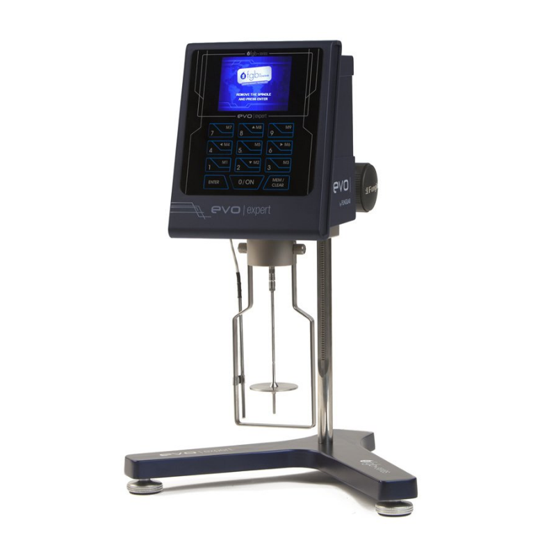 Viscosimetro-Rotazionale-Fungilab-Evo-Expert